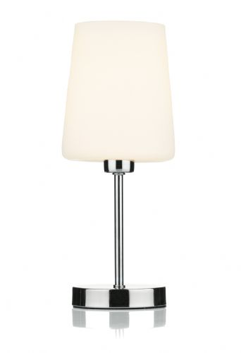 Calum Chrome Touch Table Lamp TXCAL4050-17